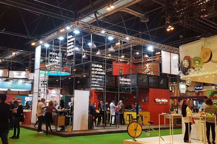 stand para feria Fruit Attraction