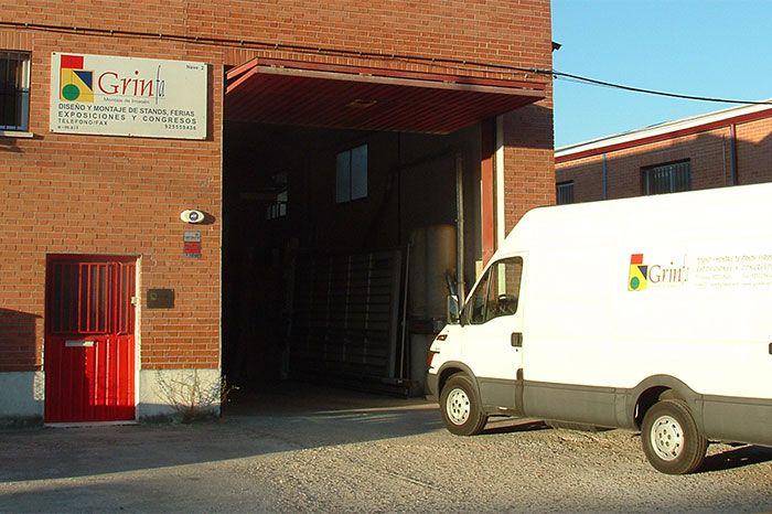fabricantes de stands en Toledo