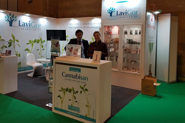 stands para farmaforum