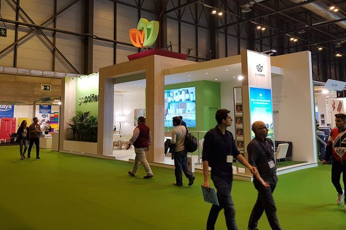 stands para fruit attraction