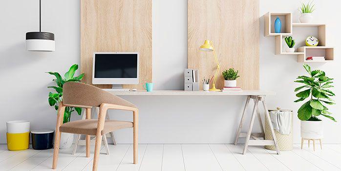 Interiorismo espacio de trabajo
