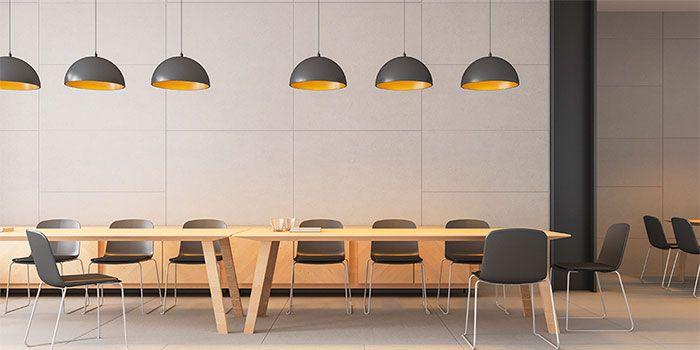 Interiorismo sala de reuniones oficina