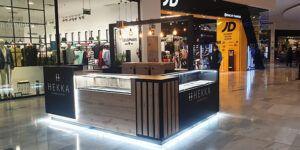 stand personalizado para centro comercial