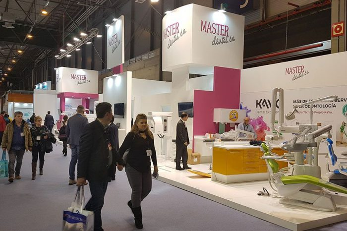 stands feria expodental